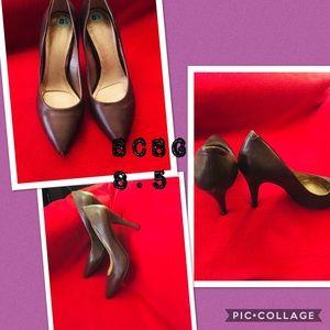 Bcbg Brown Heel